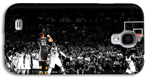Steph Curry Its Good Galaxy S4 Case by Brian Reaves