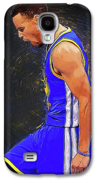 Steph Curry Galaxy S4 Case