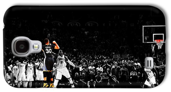 Stephen Curry Its Good Galaxy S4 Case by Brian Reaves