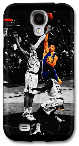 Stephen Curry Soft Touch Galaxy S4 Case