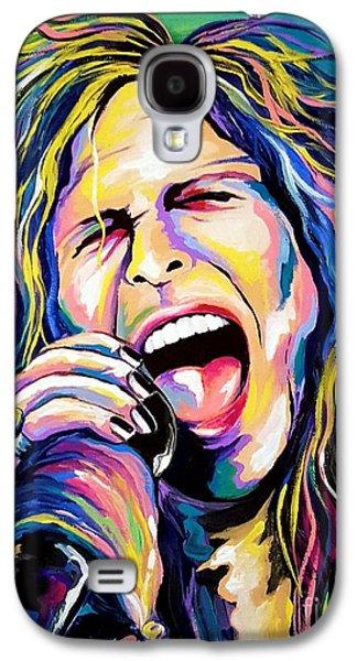Steven Tyler Galaxy S4 Case - Steven Tyler by Amy Belonio