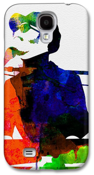 Stevie Watercolor Galaxy S4 Case