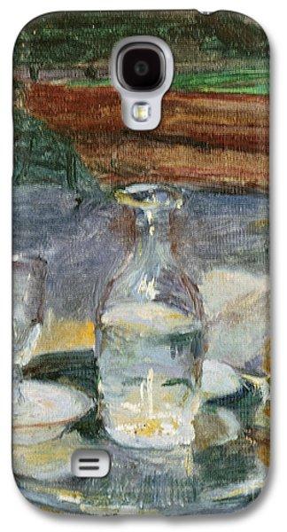 Still Life, Billiard, 1882 Galaxy S4 Case by Henri de Toulouse-Lautrec