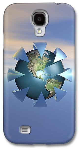 Still Life On Earth Galaxy S4 Case by Phil Perkins