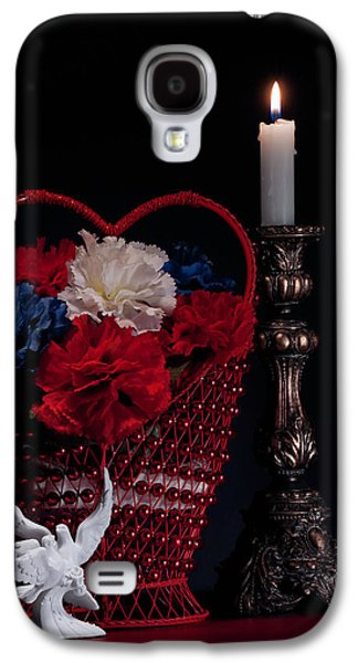 Still Life With Lovebirds Galaxy S4 Case