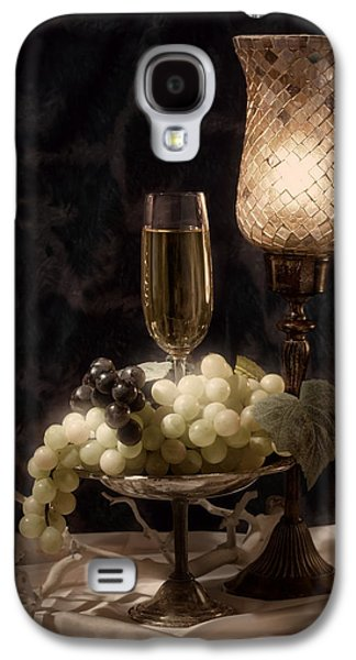 Still Life With Wine And Grapes Galaxy S4 Case