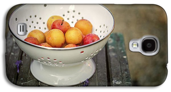 Still Life With Yellow Plums  Galaxy S4 Case