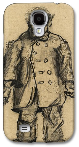 Stocky Man, 1885 01 Galaxy S4 Case