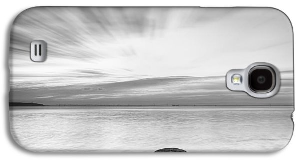 Stone In The Sea Galaxy S4 Case by Evgeni Dinev