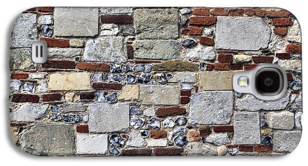 Stone Wall Galaxy S4 Case by Joana Kruse