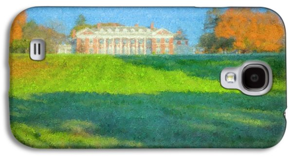 Stonehill College In October Galaxy S4 Case by Bill McEntee