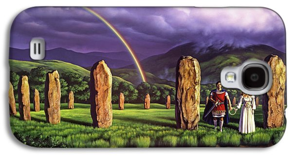 Stones Of Years Galaxy S4 Case by Jerry LoFaro