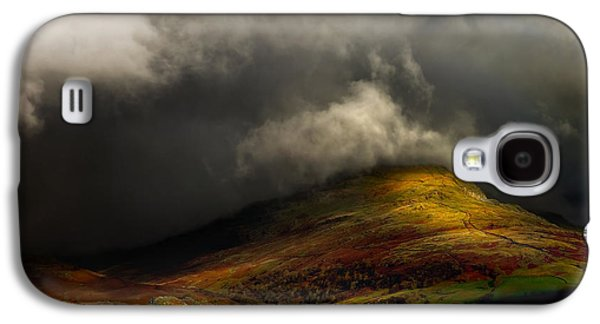 Storm Brewing Over Hawkshead Galaxy S4 Case by Meirion Matthias