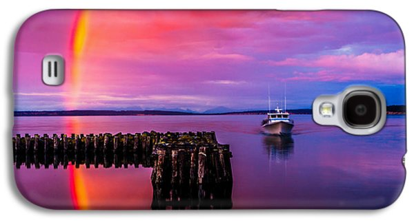 Storm Chaser Galaxy S4 Case