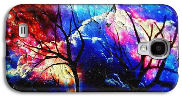 Storm Clouds Galaxy S4 Case