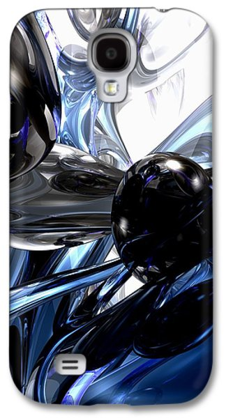 Storm Shadow Abstract Galaxy S4 Case