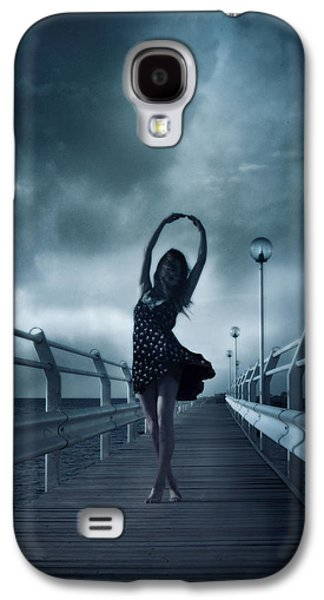 Stormdance Galaxy S4 Case by Cambion Art