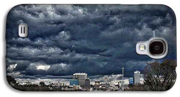 Storms Over Columbia, Sc Galaxy S4 Case