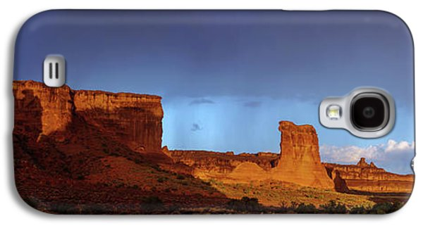 Stormy Desert Galaxy S4 Case by Chad Dutson