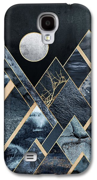 Mountain Galaxy S4 Case - Stormy Mountains by Elisabeth Fredriksson