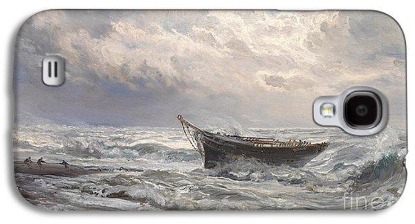 Stormy Seas Galaxy S4 Case