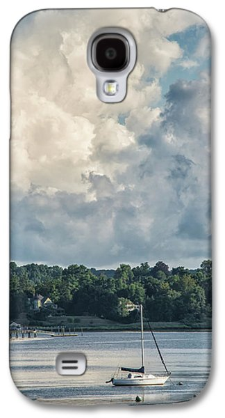 Stormy Sunday Morning On The Navesink River Galaxy S4 Case