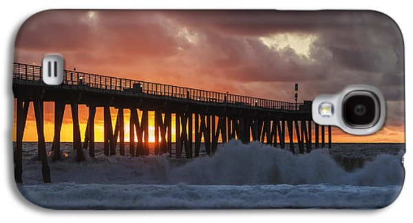 Stormy Sunset Galaxy S4 Case