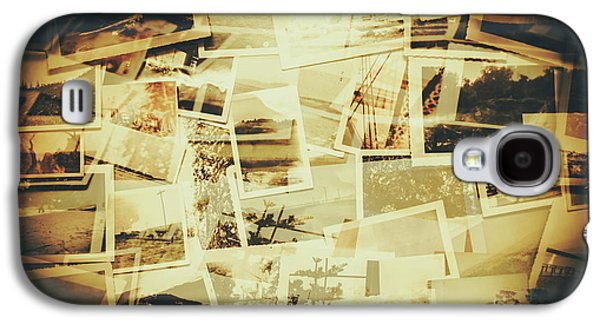 Storyboard Of Past Memories Galaxy S4 Case by Jorgo Photography - Wall Art Gallery