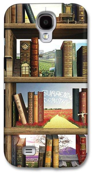 Fantasy Galaxy S4 Case - Storyworld by Cynthia Decker