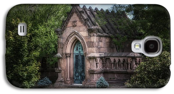 Final Resting Place Galaxy S4 Case - Strader Mausoleum by Tom Mc Nemar