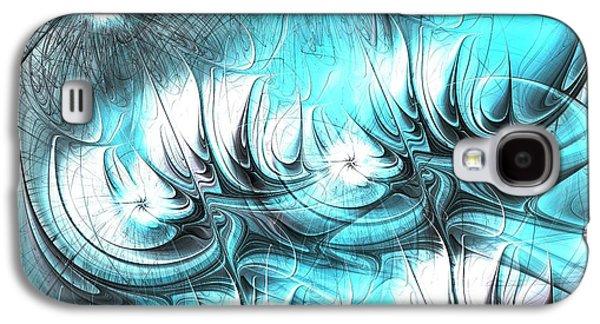 Strange Things Galaxy S4 Case by Anastasiya Malakhova