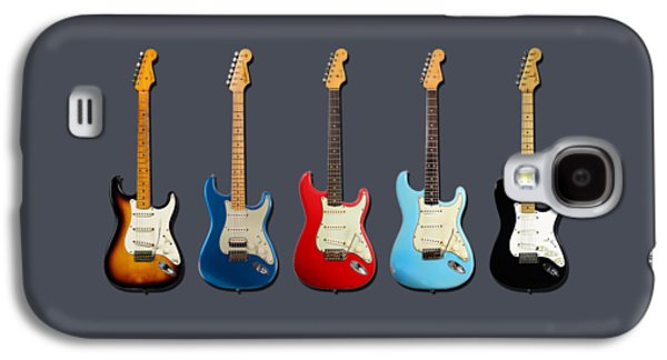 Stratocaster Galaxy S4 Case by Mark Rogan