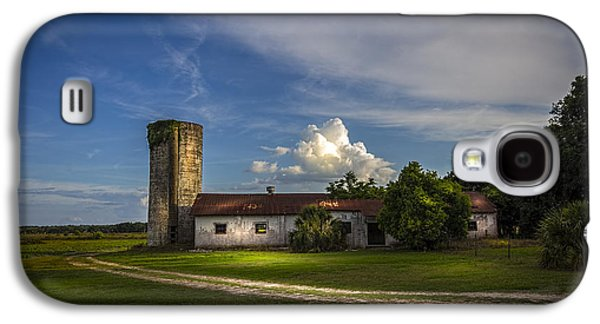 Strawberry County Galaxy S4 Case by Marvin Spates