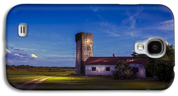 Strawberry Fields Delight Galaxy S4 Case by Marvin Spates