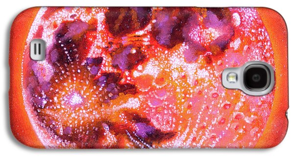 Strawberry Moon  Galaxy S4 Case