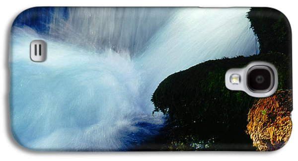 Galaxy S4 Case featuring the photograph Stream 5 by Dubi Roman
