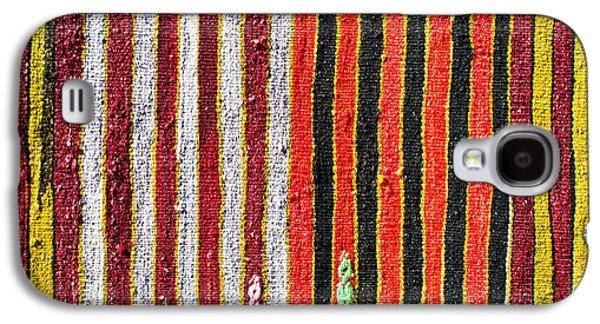 Striped Textile Galaxy S4 Case