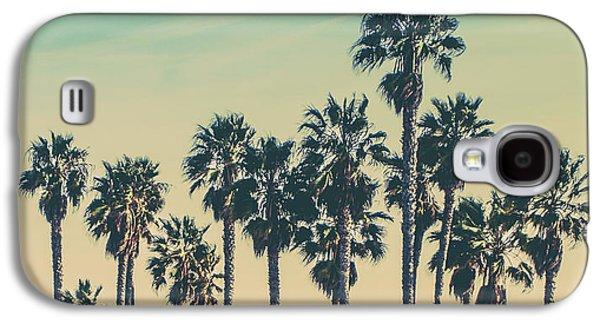 Stroll Down Venice Beach Galaxy S4 Case