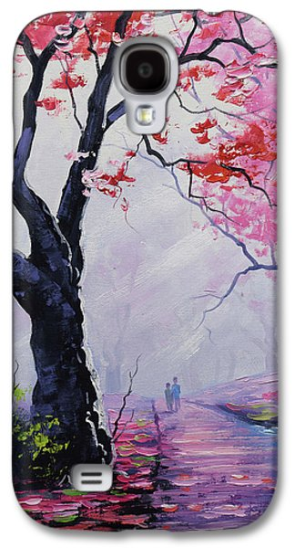Stroll In The Mist Galaxy S4 Case
