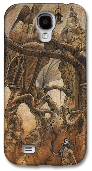 Strunk Cavern Galaxy S4 Case