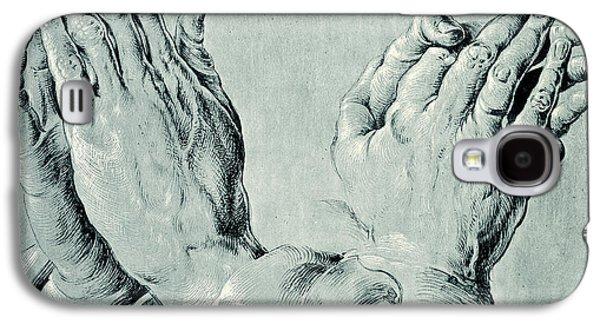 Studies Of Hands Galaxy S4 Case