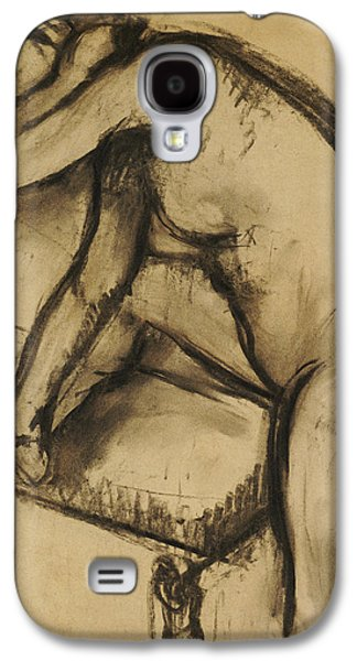 Study Of A Dancer Galaxy S4 Case