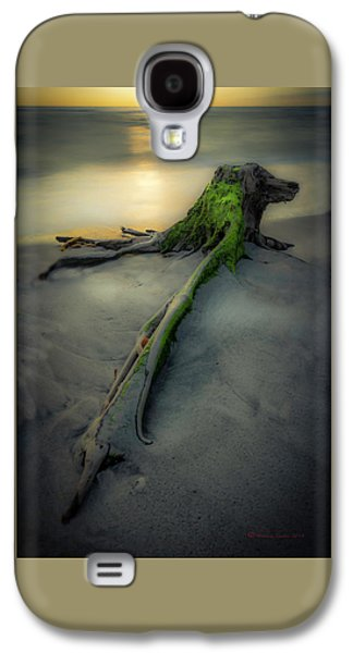 Stumps Edge Galaxy S4 Case by Marvin Spates