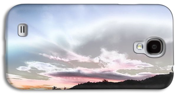 Submarine In The Sky Galaxy S4 Case