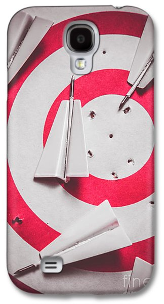 Success And Failures. Business Target Galaxy S4 Case by Jorgo Photography - Wall Art Gallery