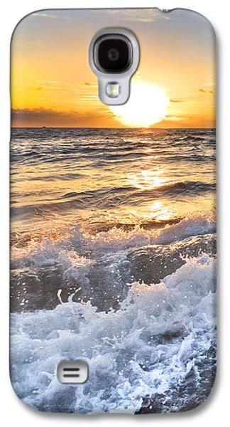 Sudsy Vertical I Galaxy S4 Case