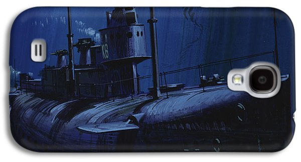 Suicide Subs Galaxy S4 Case by Wilf Hardy