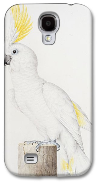 Sulphur Crested Cockatoo Galaxy S4 Case