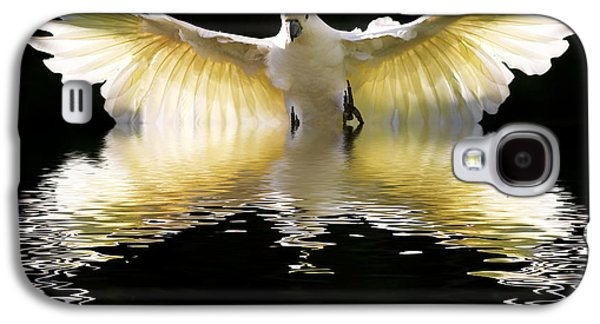 Cockatoo Galaxy S4 Case - Sulphur Crested Cockatoo Rising by Sheila Smart Fine Art Photography