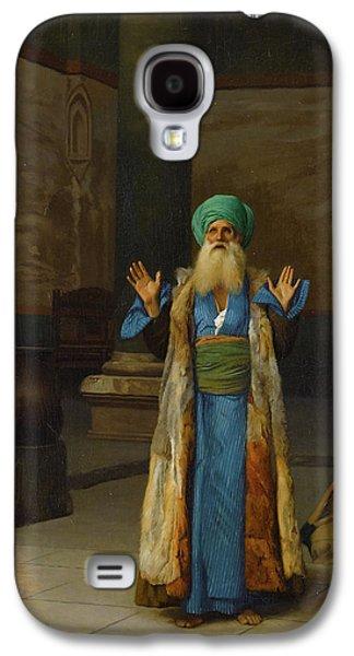 Sultan Persan En Priere Galaxy S4 Case